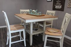 Beautiful Bar Height Table Set (5 Pc) in Spring, Texas
