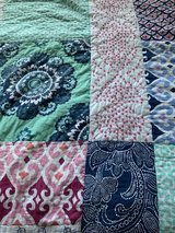 Pottery Barn Full Size quilt and Sham in Kingwood, Texas