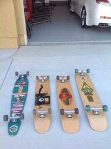 Longboards in Travis AFB, California