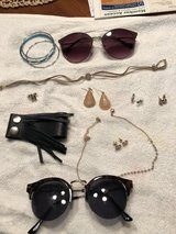 Jewelry and sunglasses in Shorewood, Illinois