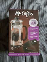 Mr. Coffee French Press Kit in Shorewood, Illinois
