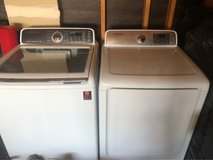 Samsung Washer and Dryer in 29 Palms, California