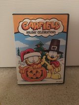 Garfield Holiday Celebrations dvd in Camp Lejeune, North Carolina