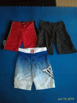 3prs. Mixed Teen Sz. 16 Board Shorts in Ramstein, Germany