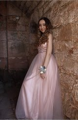 Pink Ball gown/dress in Ramstein, Germany