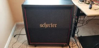 Schecter Hellraiser Depth Charge 4x12 Sub Slant Cab 2015 in Camp Lejeune, North Carolina