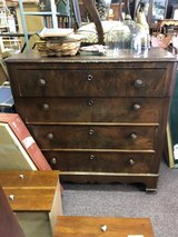 Antique Dresser Chest in Naperville, Illinois
