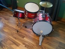 Kid Drum Set in Shorewood, Illinois