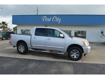 2014 NISSAN TITAN SV CREW CAB 4WD in Camp Lejeune, North Carolina
