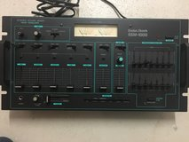 Radio Shack SSM-1000 Stereo Audio Mixer with Equalizer/Echo in Wiesbaden, GE