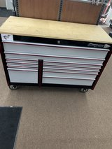 "Snap On  KRL722BPZQ  54"" 11 Drawer  Double Bank Roll Cab .( OPEN TRADE ) in Fort Rucker, Alabama"