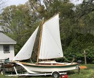 Hand built Sailboat with Trailer in Moody AFB, Georgia