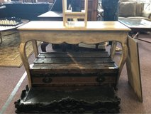 Rustic Sofa Table in Bartlett, Illinois