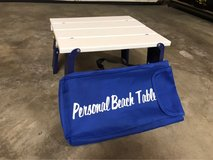 ****Collapsible beach/camping table in Shorewood, Illinois