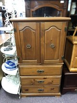 Functional Armoire Chest in Chicago, Illinois
