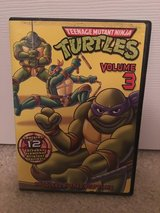 Teenage Mutant Ninja Turtles Original Series Vol. 3 in Camp Lejeune, North Carolina