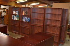 Good Selection of Bookcases  3' x 6' 119.00 in Fort Lewis, Washington