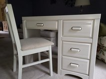 Desk and Chair by Broyhill in Joliet, Illinois