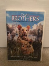 Two Brothers dvd in Camp Lejeune, North Carolina