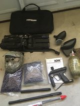 Paintball marker and accessories. in San Diego, California