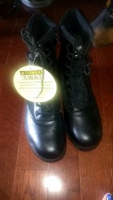 S.W.O.T  combat boots in Shorewood, Illinois