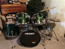 Drum set in Fort Leonard Wood, Missouri