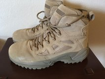 "Reebok Work Duty Men's Rapid Response  RB8694 6"" Tactical Boot Size 10.5 Men in Camp Pendleton, California"