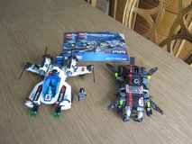Lego Space Police 3 Hyperspeed Pursuit (5973) in Yorkville, Illinois