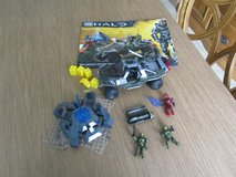 Mega Bloks Halo Warthog Resistance #97011 in Glendale Heights, Illinois