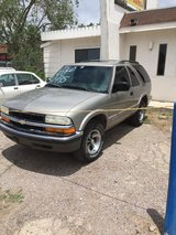 2000 Chevy S10 blazer in Alamogordo, New Mexico