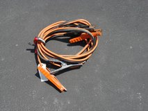 15 FOOT PAIR OF JUMPER CABLES in Batavia, Illinois