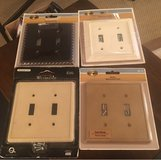 Double Switch Wall Plates in Naperville, Illinois
