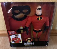 Incredibles 2 Mr. Incredible with matching super shirt & Mask! in Shorewood, Illinois