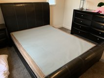 Bed Frame With Boxspring in Camp Pendleton, California