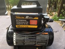 Air Compressor and Accessory Set, 110V in Ramstein, Germany