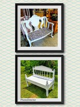 Thriftology antique benches! in Camp Lejeune, North Carolina