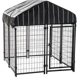 Large Covered Pet Kennel Cage 4' x 4' in Fort Leonard Wood, Missouri