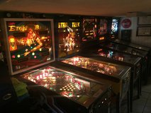 Pinball Machine wanted in Ramstein, Germany