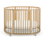 Stokke Sleepi Mini/Crib/Bed - all like new in Ramstein, Germany