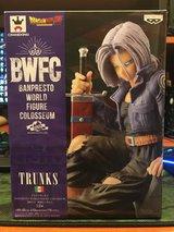 Banpresto BWFC Dragon Ball Z Figure - Trunks in Okinawa, Japan