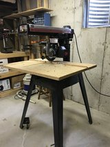 Craftsman Radial Arm Saw and Table in Glendale Heights, Illinois