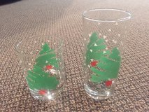Christmas Glassware in Chicago, Illinois