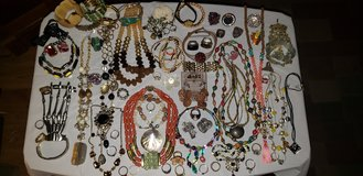 LARGE COSTUME JEWELRY in St. Charles, Illinois