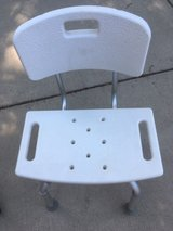 New Roscoe Medical Adjustable Shower Chair in Chicago, Illinois