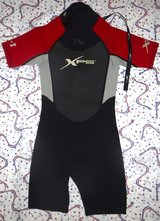 Sz ~Youth XS - Like New! XPS Shorty Neoprene Wetsuit in Wheaton, Illinois