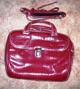 Brand New Maroon Laptop/ Purse in Alamogordo, New Mexico