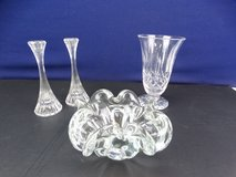 Crystal Vases & Candle Sticks in Pearland, Texas