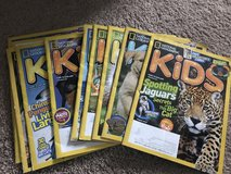 National Geographic Kids Magazines in Chicago, Illinois