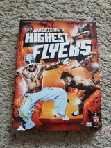 WWE High Flyers DVDs in Camp Lejeune, North Carolina