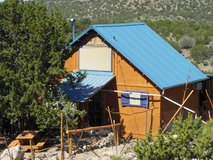 MOUNTAIN CABIN WITH LOFT 1.2 ACRE PRIVATE GATED COMMUNITY in Alamogordo, New Mexico
